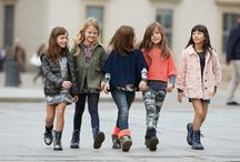 A/W13 - KID&TWEEN COLLECTION / Autumn 2013 is full of cheer in the new collection Kid & Tween UCB and features city colours in all shades. / by United Colors of Benetton