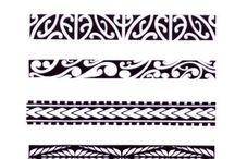 Brazaletes maories