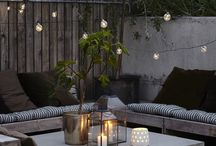 Terrasse cocooning