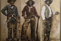 The Original Cowboys / People of color were some of the first Cowboys in North America