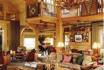 Home Sweet Log Home
