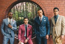 """Grooms Matter Too """"Grooms Shoot"""" / Fashion Photos from styled shoot."""