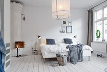Scandinavian Interior Design / Scandinavian Interior Design is characterised by spaces filled with light, natural elements, neutral colour palettes, and clean lines. Scandinavian homes are often very minimal and understated.