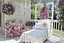 Porches / Beautiful porch