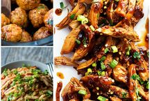 Slow Cooker Recipes / Dinner Ideas