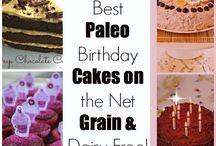 Paleo Celebrations / Paleo treats and food for birthdays, holidays, parties, etc.
