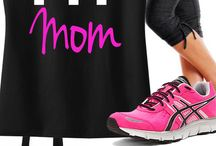 Project fitmom / Healthy lifestyle for moms