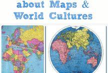 Geografia preescolar
