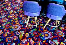 Vegas carpets / I love Las Vegas and I love the carpets in the casinos most of all.