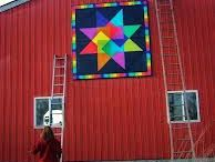 Quilts and Barn Quilts And Blankets / by Kathy Whitley