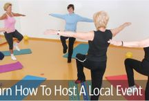 Fitness and Health Events / Fitness Trade Shows and Events