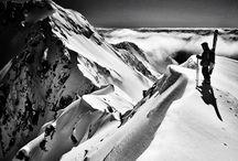 Mountain & ski