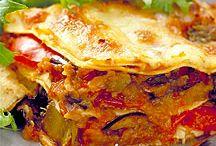 Pâtes et Lasagnes gratin