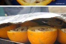 Recipes: Outdoor Cooking