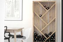 Wine Rack - Shelf