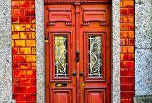 door - window (kapı - pencere vs)