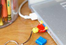 present ideas for kiddos / by Della Kramedjian