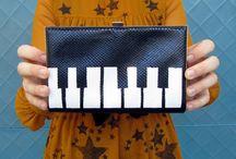 {love music&books} / & piano stuff. &some non-decor stuff... / by Katie Davis