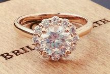 Put a ring on it / Engagement rings to die for