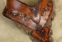 Jewelry - Leatherwork / Fashion Accessories / by Glory Shine Adornment