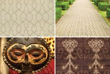 """""""The Good Life"""" / Couristan's Global Inspired Hand-Knotted Collections"""