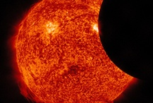 Solar Eclipses / by The Sun Today