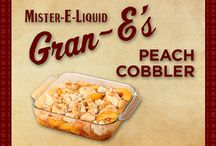 Gran-E's Bakery E-Liquid / Bakery E-Liquid Flavors