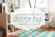 Chevron Chic / Inspiration, ideas, tutorials, projects, resources, crafts, and more using chevrons.