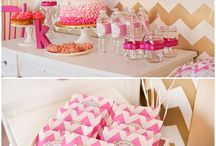 Birthday Ideas / Different ideas about Birthday parties, surprises, decorations for an unforgetable day...