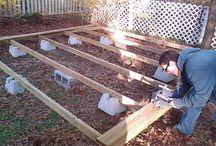 Terraza y deck