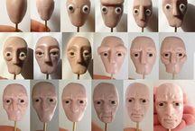 Cara y cuerpo