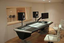 Kate McIntyre Studio / Recording Studio Designed and Build by Westlake Pro.