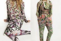 fashion desing - garden