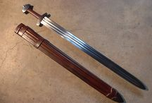 Sword & Hammer / Cutting and Smashing Weapons from long ago, or even from realms unknown...