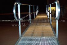 Rampe acces - Wheelchair ramps / Rampe d accès - rampe fauteuil roulant - wheelchair ramps