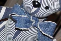 Teddy bears to make