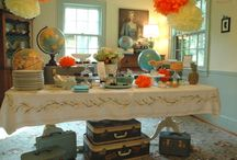 Party Ideas / by Donna McBroom-Theriot