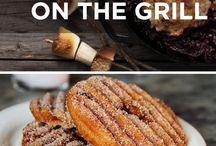 off the grill / by Melissa Kirk Allen