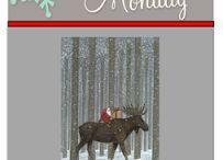 Cards- Merry Monday Challenge