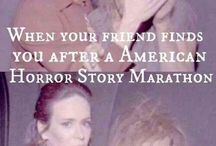 My AHS obsession / by Brittany Anderson