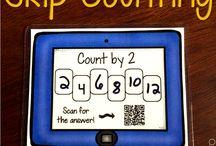 Numeracy QR codes