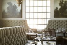 Interiors - Dining Hospitality