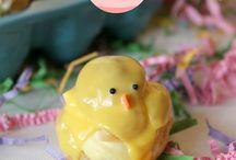 Easter yummies