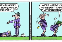 Funnies / by Phil Meyer