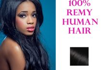 Tape In Hair Extensions / Tape in hair extensions are the latest trend with no damage to your real hair! View our product lines on this board.