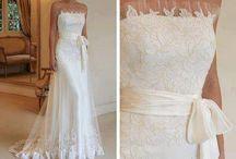 Wedding dresses / by Jordyn Shulda