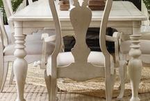 turned table legs...