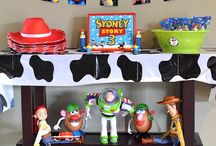 Toy story ideas