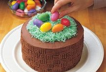 Cake, easter / by Tracie Choi