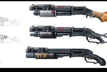 concept art guns